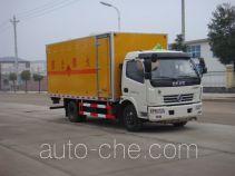 Jiangte JDF5110XQYDFA4 explosives transport truck
