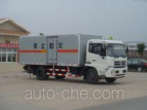 Jiangte JDF5120XQYDFL explosives transport truck