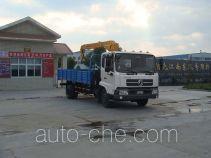 Jiangte JDF5121JSQDFL truck mounted loader crane
