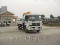 Jiangte JDF5130JSQDFL truck mounted loader crane