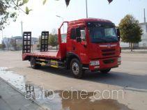 Jiangte JDF5160TPBC4 грузовик с плоской платформой