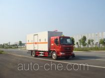 Jiangte JDF5160XRQLZ5 flammable gas transport van truck
