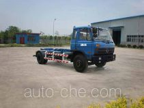 Jiangte JDF5160ZXXK detachable body garbage truck