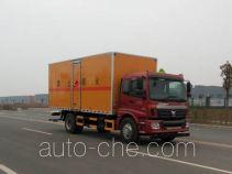 Jiangte JDF5162XQYBJ4 грузовой автомобиль для перевозки взрывчатых веществ