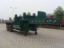 Jidong Julong JDL9330TTS molten iron trailer