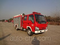 Jinshengdun JDX5070GXFSG20/F пожарная автоцистерна