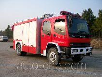 Haidun JDX5130TXFJY98W fire rescue vehicle
