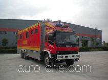 Haidun JDX5170XXFTZ1800 communication fire command vehicle