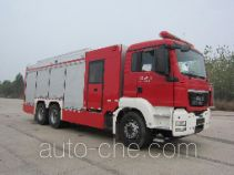 Haidun JDX5180XXFQC168 apparatus fire fighting vehicle