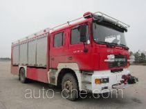 Haidun JDX5190GXFAP30/LG пожарный автомобиль тушения пеной класса А