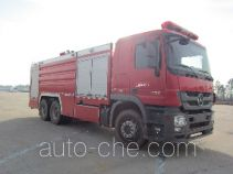 Jinshengdun JDX5280GXFSG120/B пожарная автоцистерна
