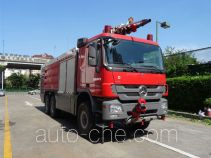 Jinshengdun JDX5290GXFJX100/B airport fire engine