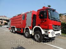 Jinshengdun JDX5390GXFPM180 foam fire engine