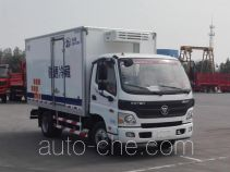 Juntong JF5040XLC refrigerated truck