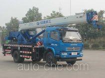 Juntong JPC100 JF5130JQZ(JPC100) truck crane