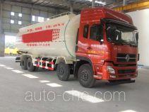 骏通牌JF5310GFLDFLX型低密度粉粒物料运输车