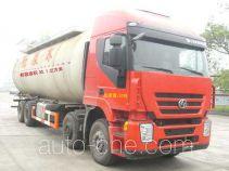 Juntong JF5314GFLCQ bulk powder tank truck