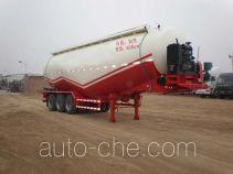 Juntong JF9340GFL low-density bulk powder transport trailer