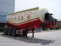 骏通牌JF9371GFL型中密度粉粒物料运输半挂车