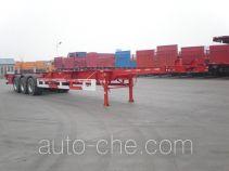 Juntong JF9390TJZG container transport trailer