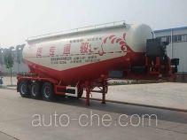 Juntong JF9406GFL42 low-density bulk powder transport trailer