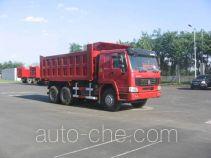 Guodao JG3251 dump truck