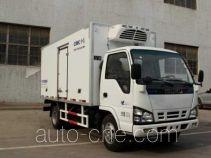 国道牌JG5040XLC4型冷藏车