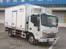 国道牌JG5045XLC4型冷藏车