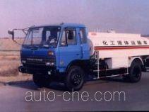 Guodao JG5140GHY chemical liquid tank truck