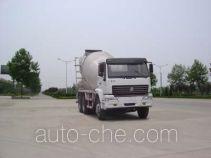 Guodao JG5251GJBZN3841W concrete mixer truck