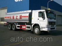 Guodao JG5253GJY fuel tank truck