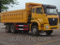Guodao JG5256ZLJ38 dump garbage truck