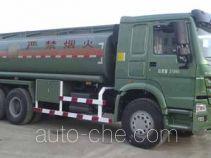 Guodao JG5257GJYE4 fuel tank truck