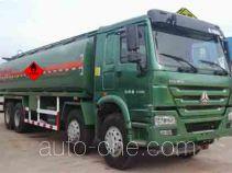 Guodao JG5311GYYE4 oil tank truck