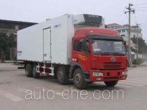 Guodao JG5312XLC4 refrigerated truck