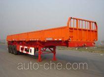 Guodao JG9400ZZX dump trailer