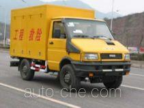 Shanhua JHA5040TQX emergency rescue vehicle