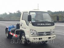 Shanhua JHA5044ZXXBJA5 detachable body garbage truck