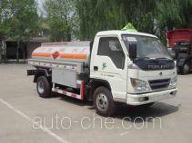 红旗牌JHK5043GJYD型加油车