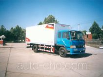 Hongqi JHK5110XBW insulated box van truck