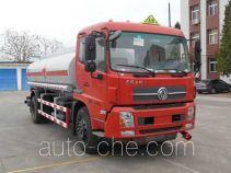 红旗牌JHK5162GYY型运油车