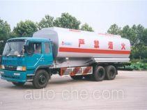 Hongqi JHK5222GHYA chemical liquid tank truck
