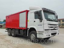 Hongqi JHK5250TJC well flushing truck