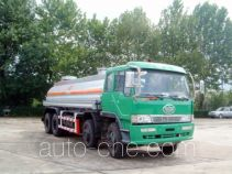 Hongqi JHK5310GHY chemical liquid tank truck