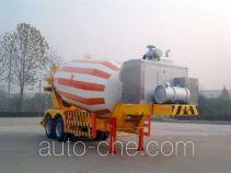Hongqi JHK9320GJB concrete mixer truck