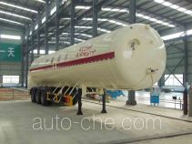 Hongqi JHK9400GDY cryogenic liquid tank semi-trailer