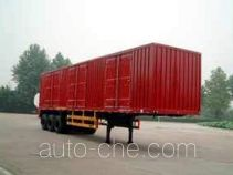 Hongqi JHK9401XXY box body van trailer