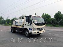 Yuanyi JHL5040GXWE sewage suction truck