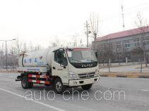 Yuanyi JHL5080GXWE sewage suction truck