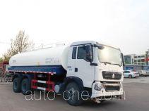 Yuanyi JHL5250GSSE sprinkler machine (water tank truck)